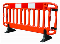 Frontier Barriers With Anti Trip Feet - Pallet Offer x 40 Units