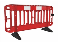 Titan Barriers With Anti Trip Feet - Pallet Offer x 40 Units