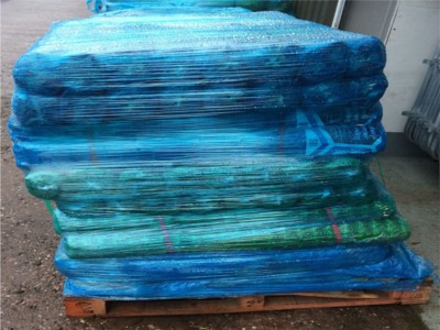 Pallet Of Barrier Fencing Mesh - 80 Units