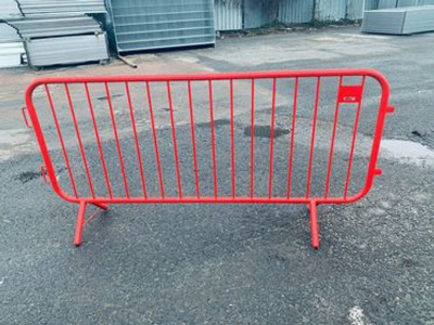 Powder Coated Barriers