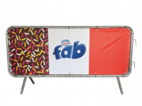 PVC Barrier Banners