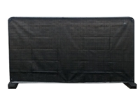 Plain Heras Fence Covers