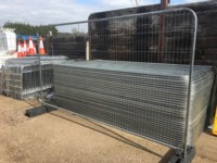 Heavy Duty Temporary Fences