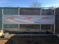Heras Fence Banners
