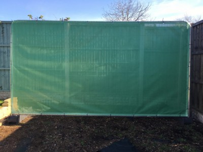 Plain Fence Covers