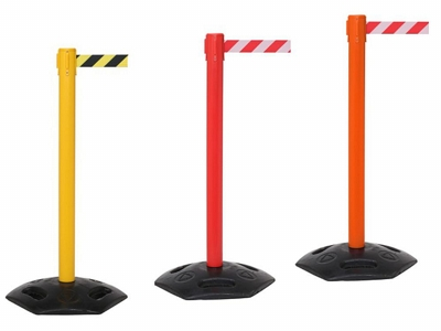 Site Safety Belt Barriers