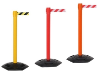 Heavy Duty Belt Barriers