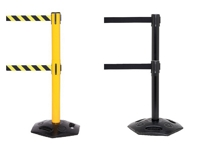Heavy Duty Twin Belt Barriers