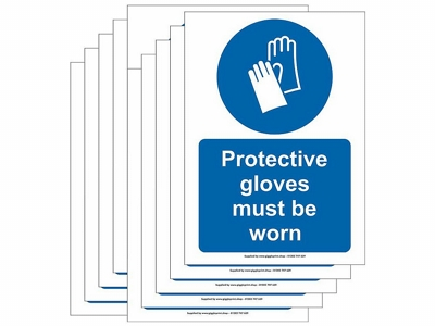 Infection Prevention Signs