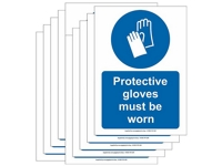 Infection Prevention Sign Medical Bundle (11 Signs)