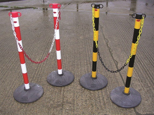 Cheap Queue Barriers and Queue Posts